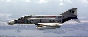 Marine Corps F-14 Jetfighter