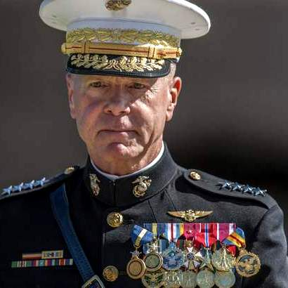 Gen Joseph F Dunford Jr 36th Cmdt Montford Point
